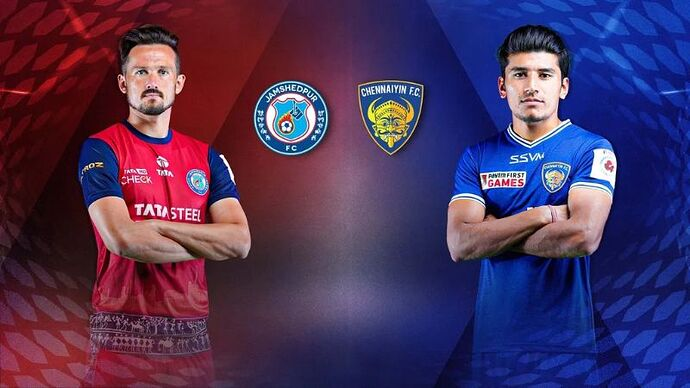 JamshedpurFC-ChennaiyinFC