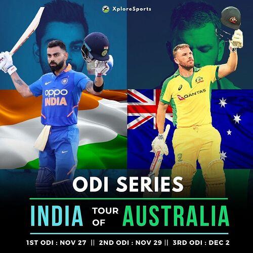 India-Australia-ODI-Series