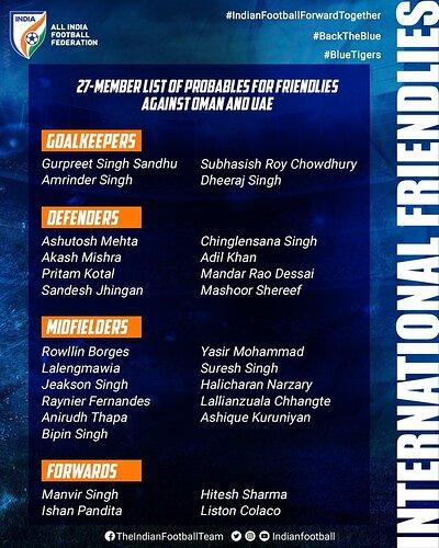 India-Squad-For-Friendlies
