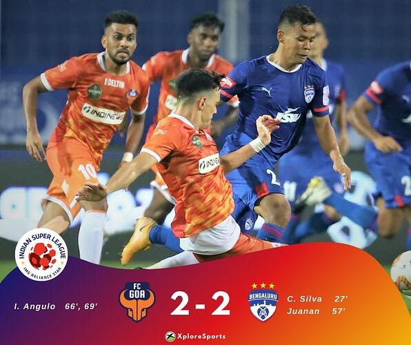 FCGoa-BengaluruFC