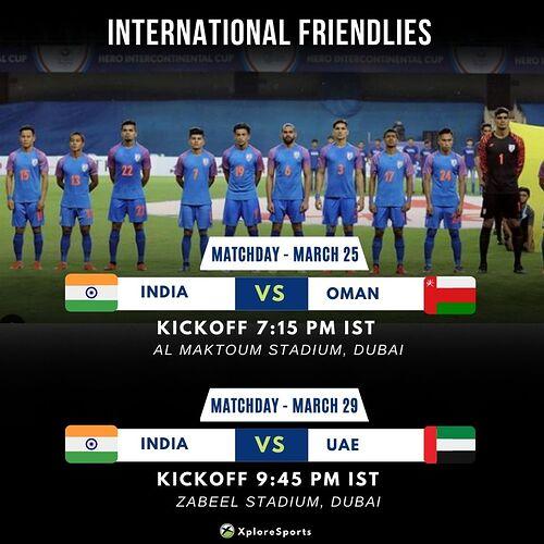 International-Friendlies-India-UAE-Oman