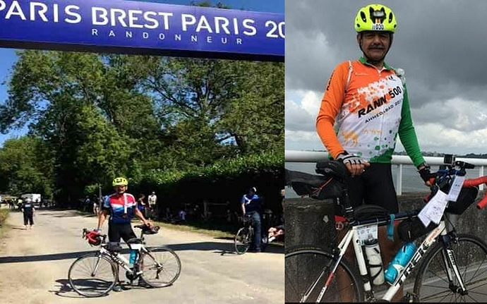 Lieutenant-General-Anil-Puri-Paris-Brest-Paris-Cycling-2019