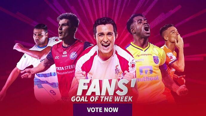 ISL-Fans-Goal of the Week