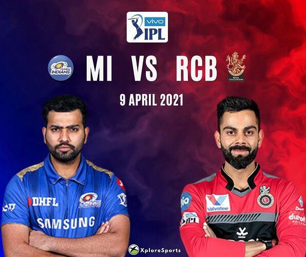 MIvsRCB-IPL2021