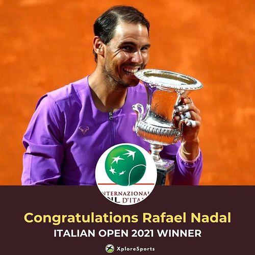 Nadal-Italian-Open-2021-Winner