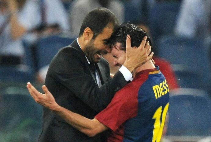 Messi-Pep
