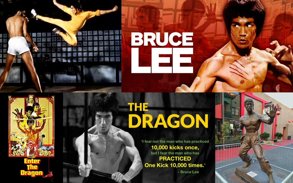 Bruce-Lee-Martial-Arts-Performer