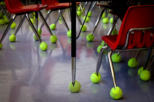Recycle-tennis-balls-for-chairs