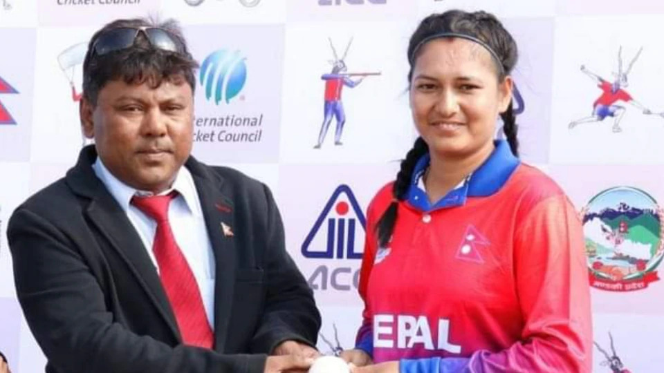 Anjali-Chand-6wickets-zero-runs-record