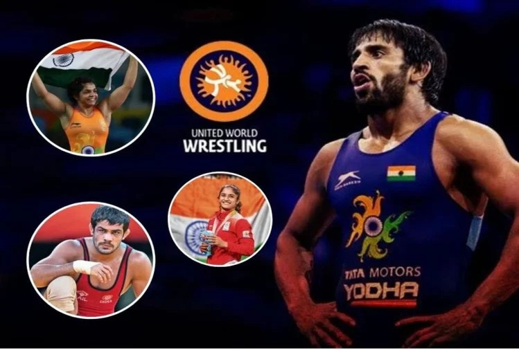 UWW-World-Wrestling-Championship-Bajrang-Punia-Sushil-Kumar-Vinesh-Phogat-Sakshi-Malik