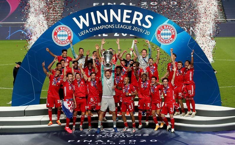 UEFA-Champions-League-Bayern-Munich
