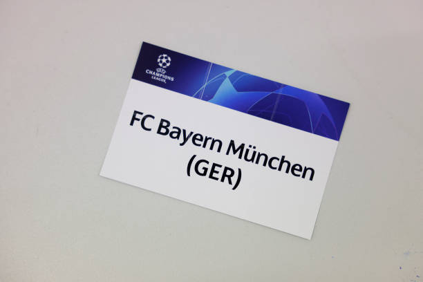 the-fc-bayern-mnchen-card-during-the-uefa-champions-league-202021-picture-id1231802411