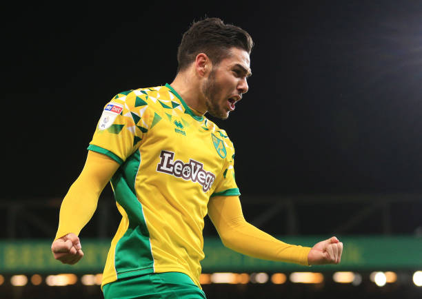 emi-buendia-of-norwich-celebrates-scoring-to-make-it-20-during-the-picture-id1135596430