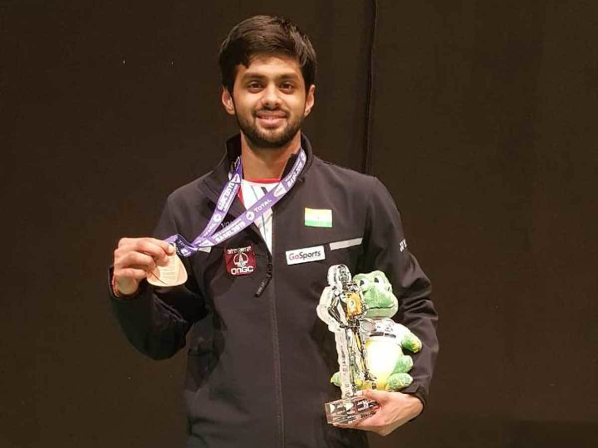 Sai-Praneeth-Bronze-Medal-World-Championship