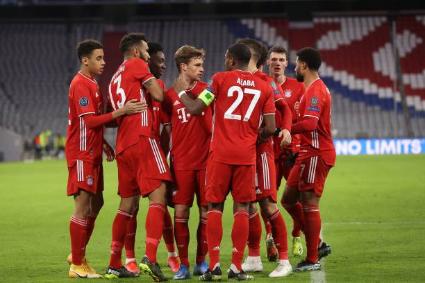 players-of-fc-bayern-mnchen-celebrate-the-second-team-goal-during-the-picture-id1307667455