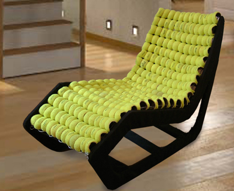Used-Tennis-Ball-Chair