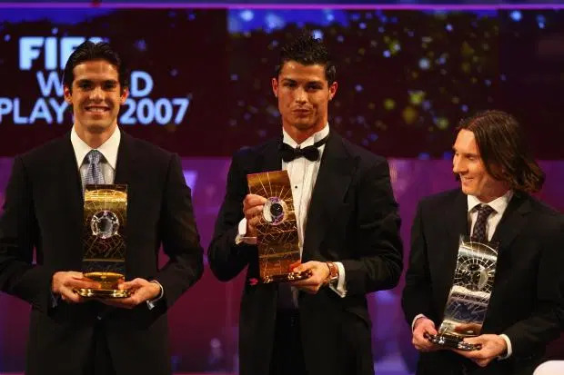 Kaka-World-Player-Of-The-Year
