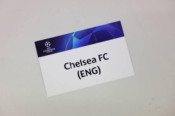 the-chelsea-fc-card-during-the-uefa-champions-league-202021-and-at-picture-id1231802364